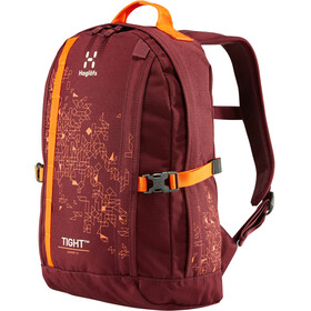 Haglöfs Tight Junior 15 Backpack Aubergine/Cayenne